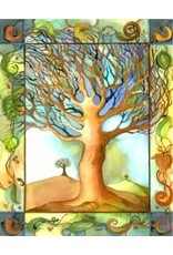 "Pia Reilly Pia Reilly ""Tree of Life"" art print"