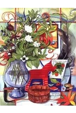 "Pia Reilly Pia Reilly ""Wildflower Heritage"" art print"