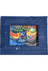 "Pia Reilly Pia Reilly ""Always"" Framed Original Watercolor 10x8"