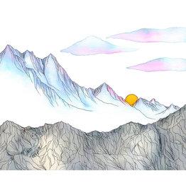 "Elevate Art Studio Kelsey Fagan ""Pursuing Elevation"""