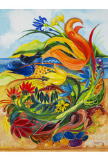"Pia Reilly Pia Reilly ""Sea Side"" art print"