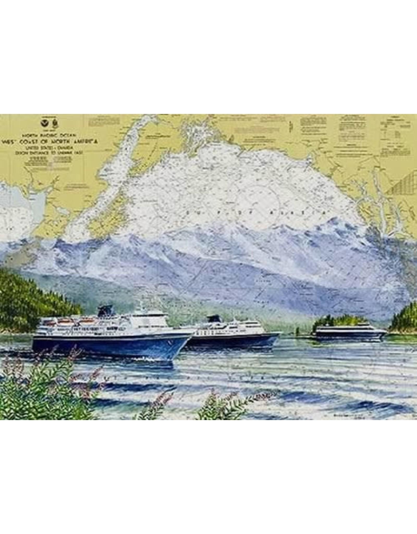 Brenda Schwartz Alaska Marine Highway | Brenda Schwartz