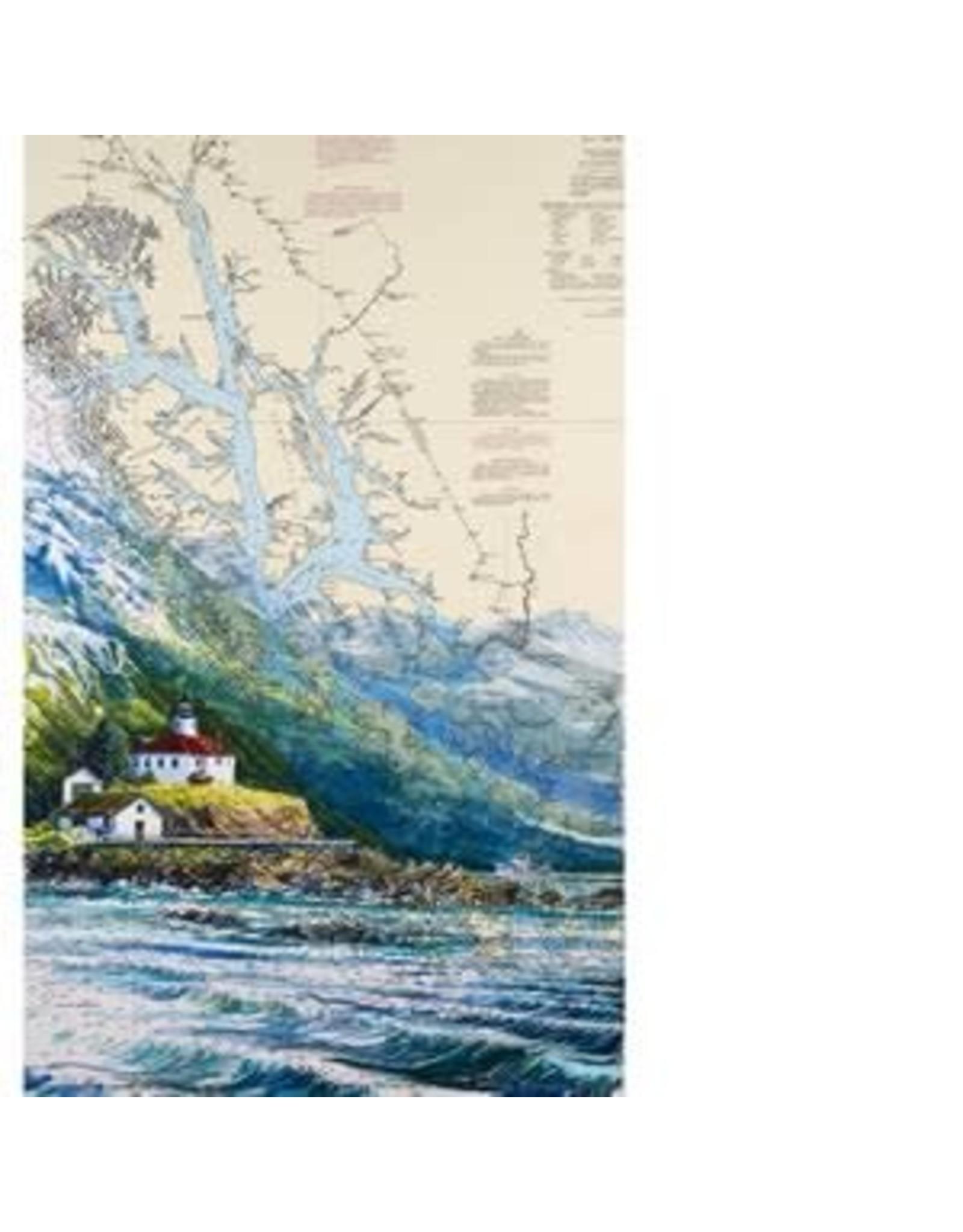 "Brenda Schwartz Yeager Brenda Schwartz-Yeager ""Alaska Travelers"" art print"