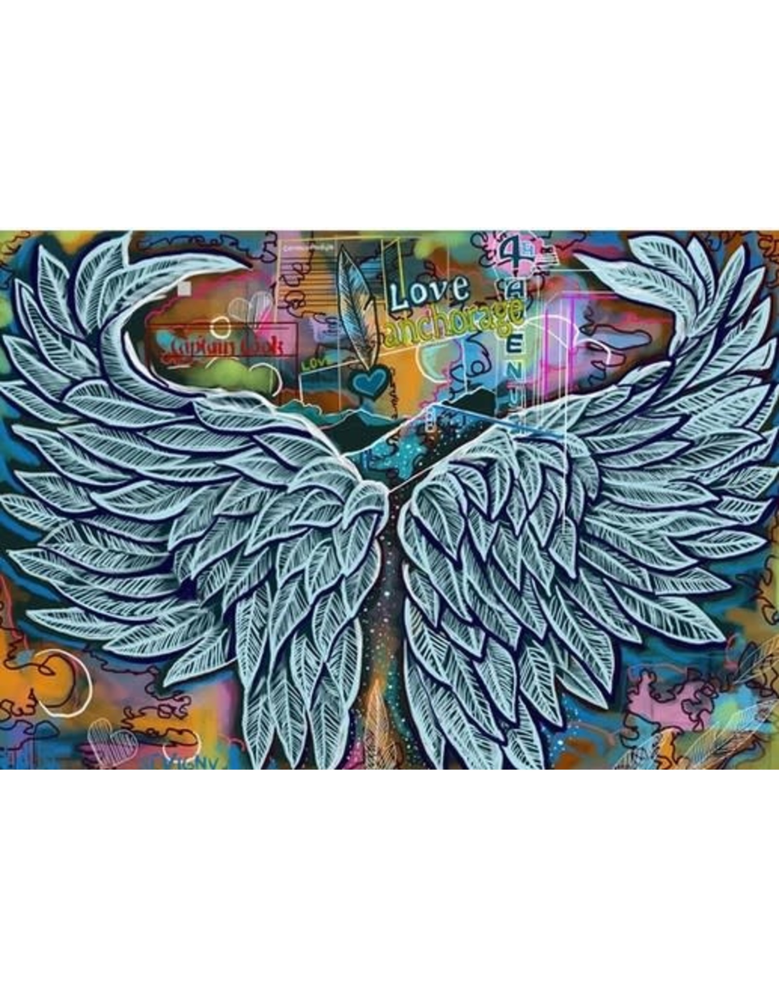 Katie Sevigny Anchorage Wings | Katie Sevigny