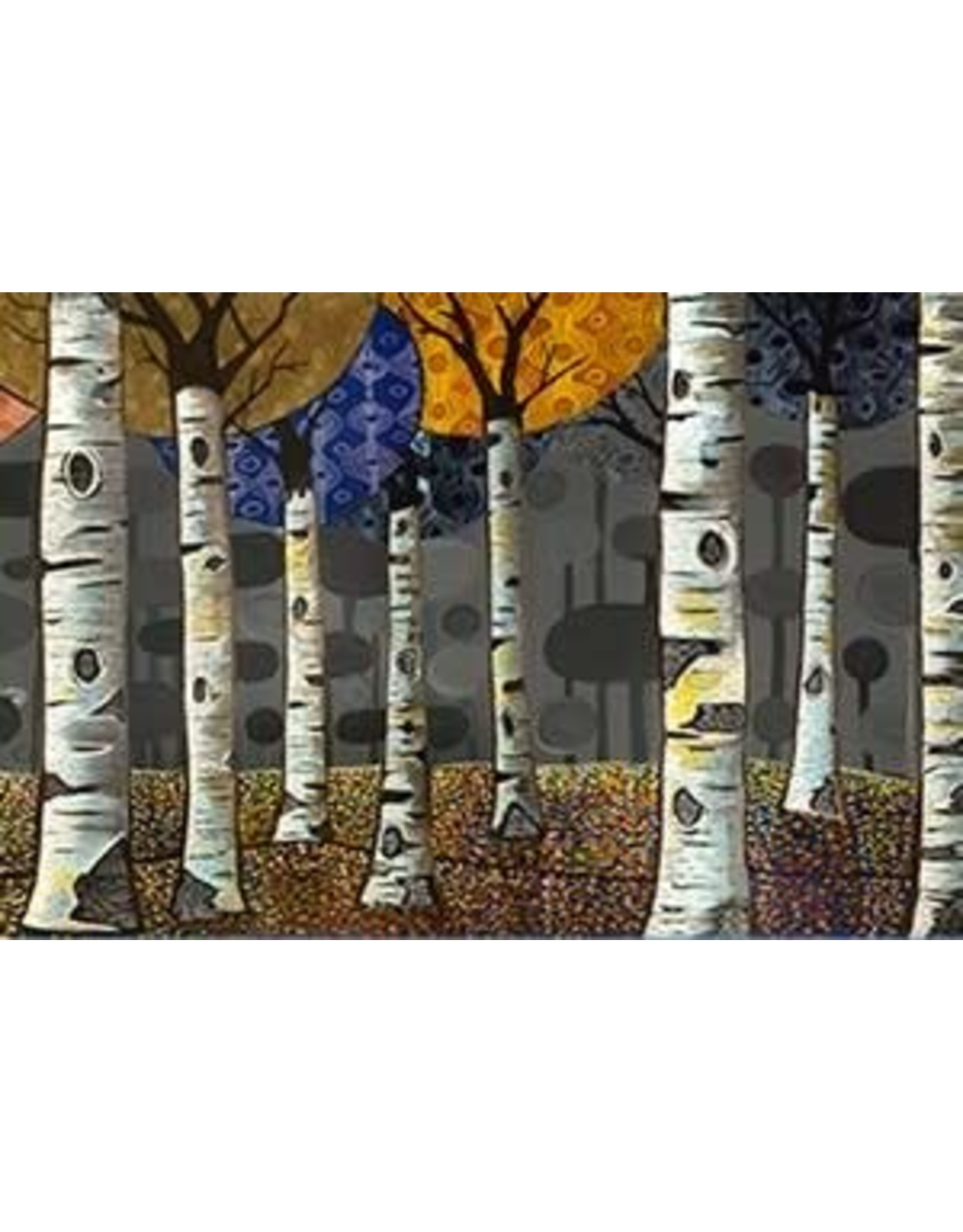 "Katie Sevigny Katie Sevigny ""Birch Trunk Forest"""