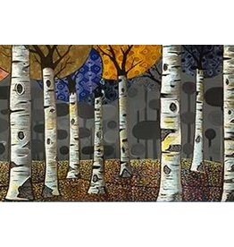 Katie Sevigny Birch Trunk Forest