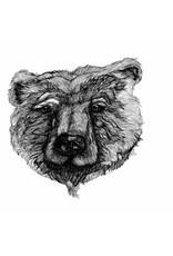 "Katie Sevigny Katie Sevigny ""Black and White Bear"""