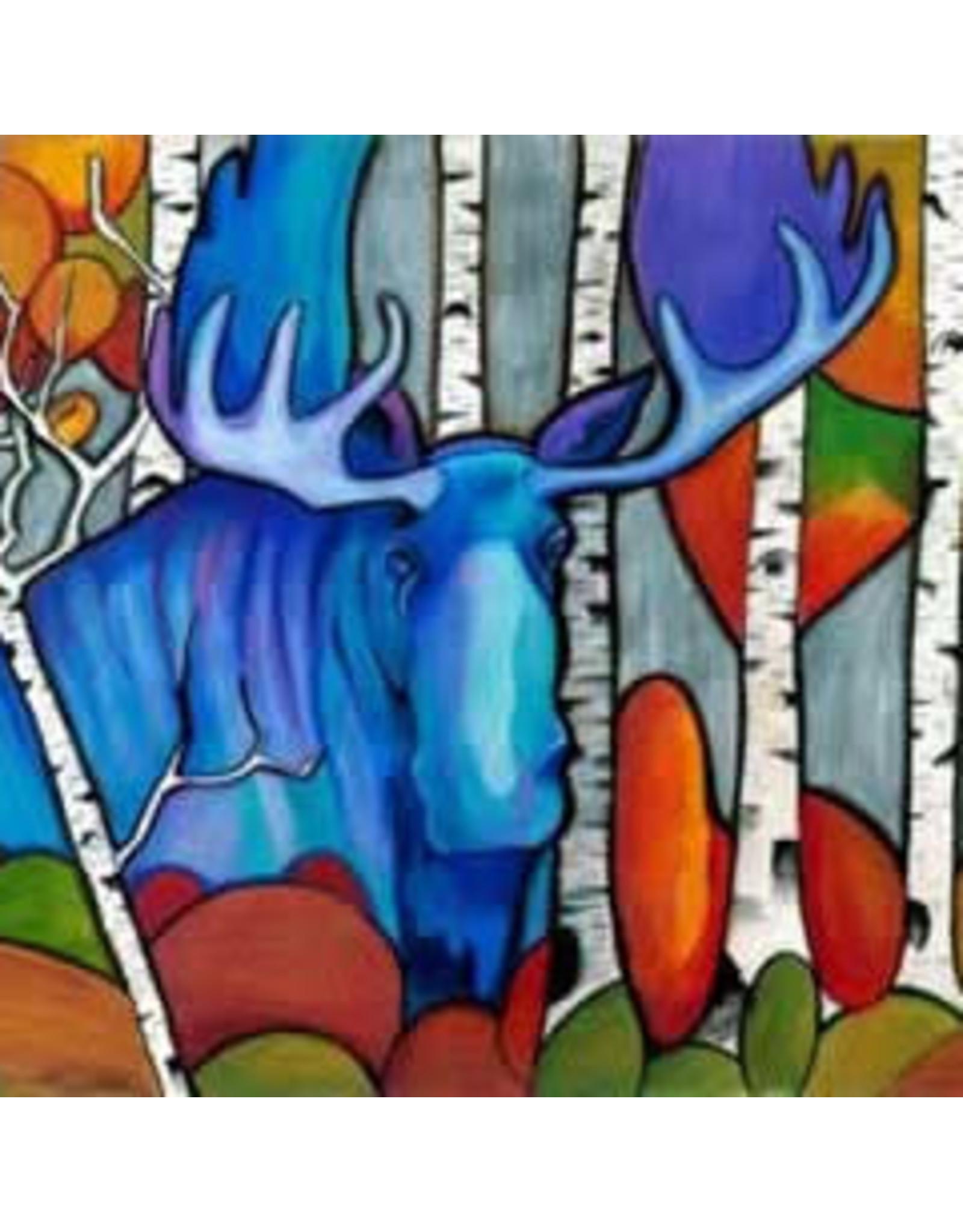 "Katie Sevigny Katie Sevigny ""Blue Moose"""