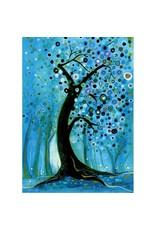 Katie Sevigny Circle Tree at Night | Katie Sevigny