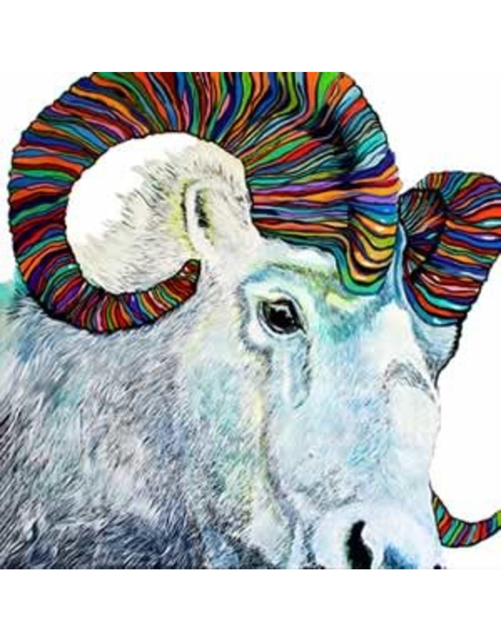 Katie Sevigny Dall Sheep | Katie Sevigny