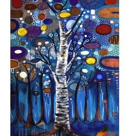Katie Sevigny Firework Tree