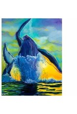 Katie Sevigny Flirting Whale | Katie Sevigny