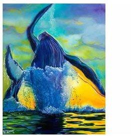 Katie Sevigny Flirting Whale