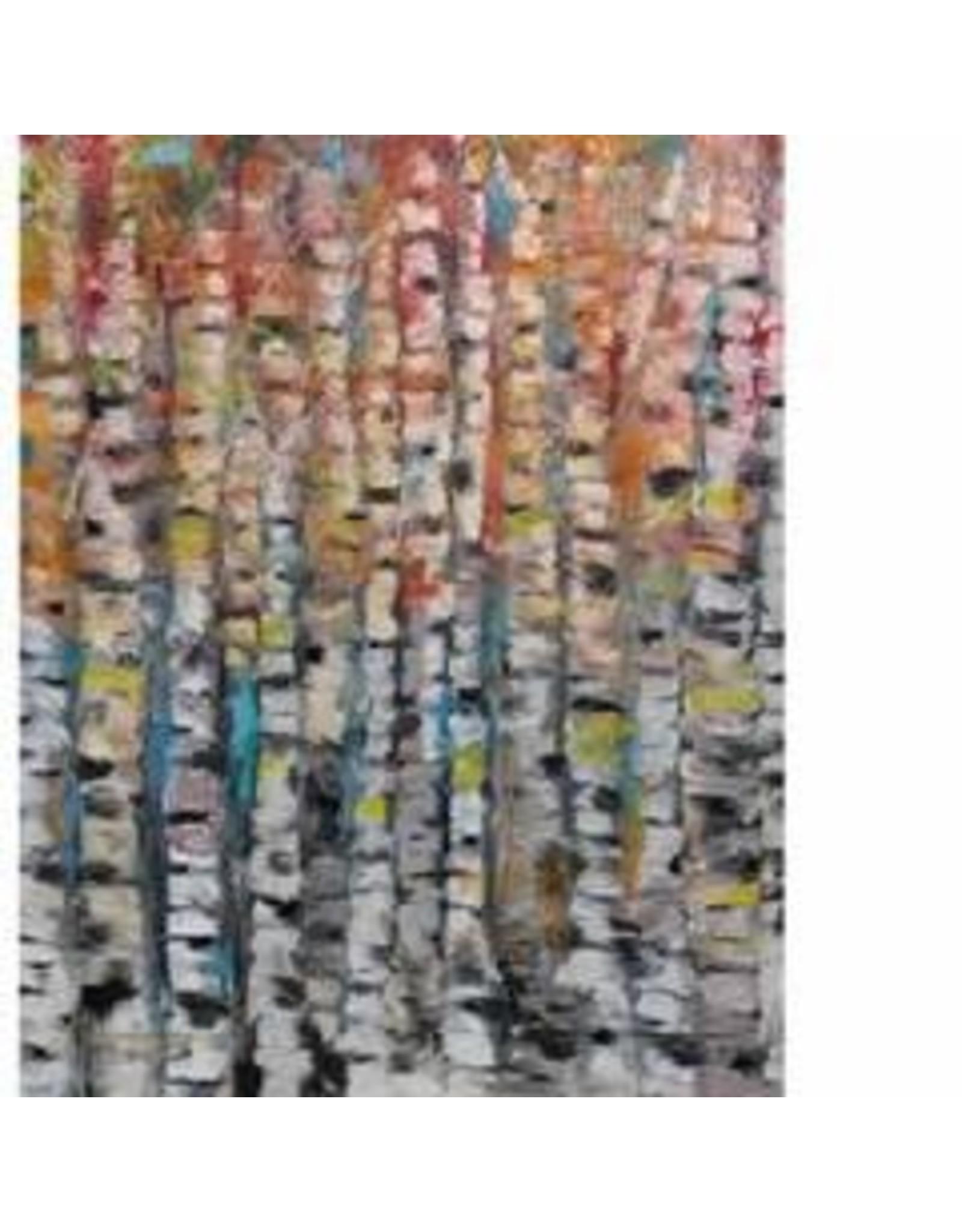 "Katie Sevigny Katie Sevigny ""Modern Oil Birch - Portrait"""
