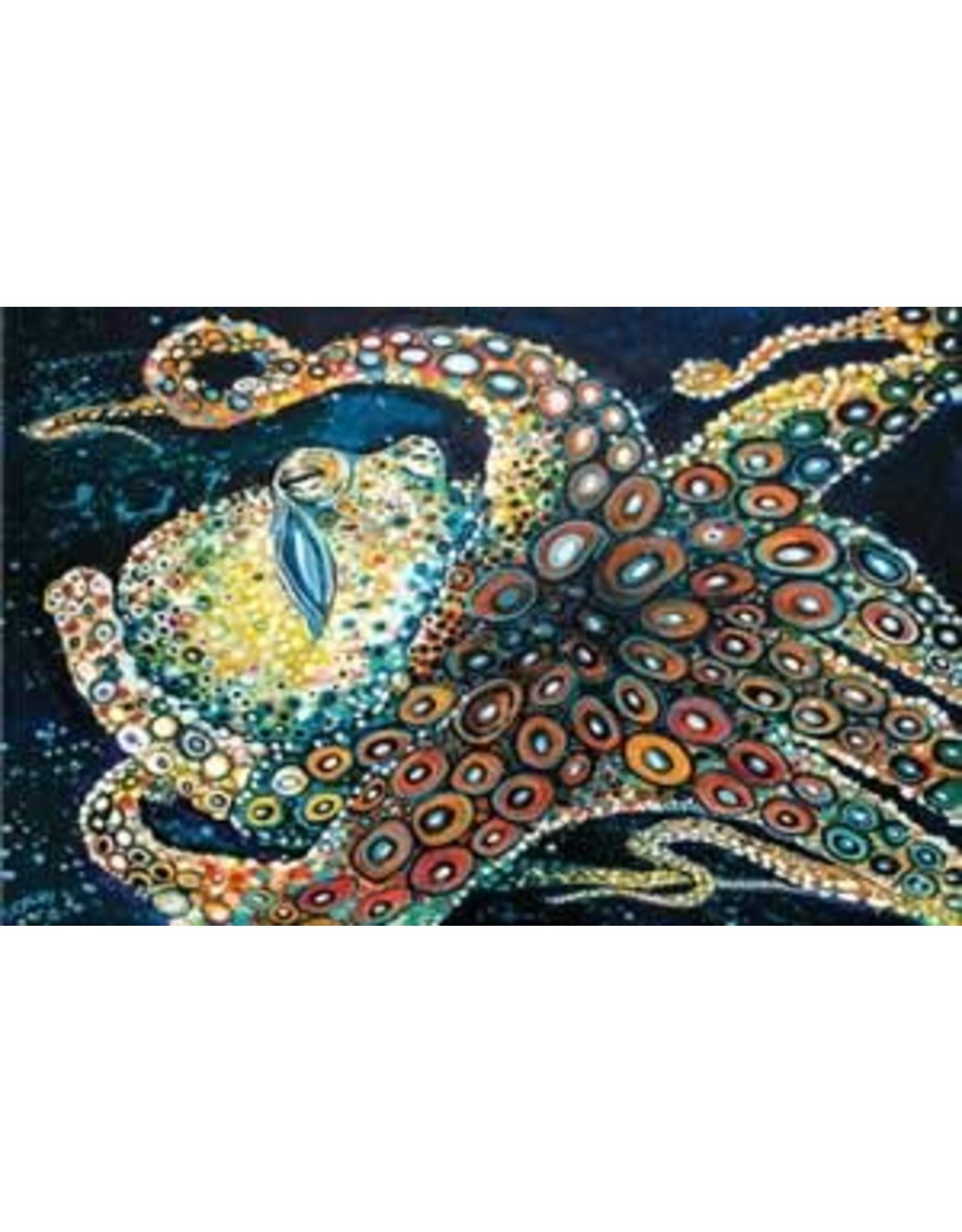 Katie Sevigny Octopus 2018  | Katie Sevigny