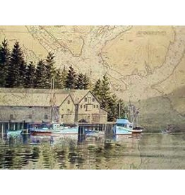 Brenda Schwartz George Inlet Cannery