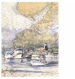 Brenda Schwartz Homer Harbor