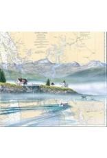 """Brenda Schwartz Brenda Schwartz-Yeager """"Local Nomads"""" art print"""