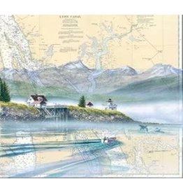 "Brenda Schwartz Yeager Brenda Schwartz-Yeager ""Local Nomads"" art print"