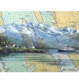 "Brenda Schwartz Yeager Brenda Schwartz-Yeager ""Point Retreat"" art print"