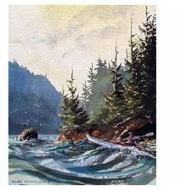"Brenda Schwartz Brenda Schwartz-Yeager ""Rounding the Point"" art print"