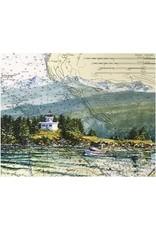 "Brenda Schwartz Brenda Schwartz-Yeager ""Tongass Narrows"" art print"
