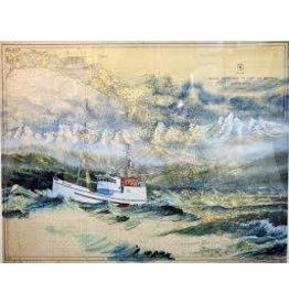 "Brenda Schwartz Brenda Schwartz-Yeager ""Alaska Legacy"" art print"