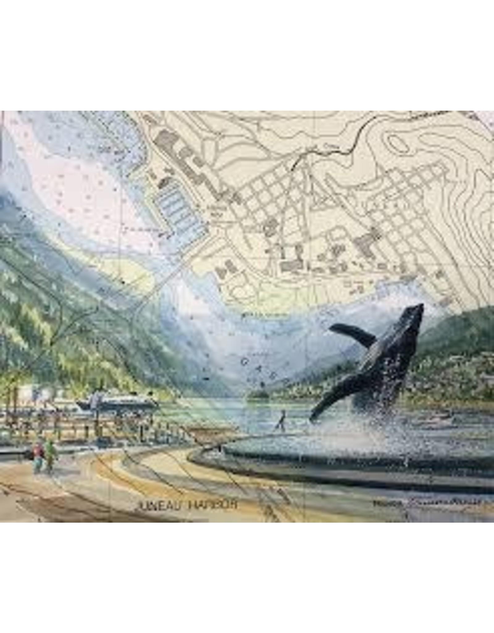 Brenda Schwartz Yeager Juneau Harbor | Brenda Schwartz-Yeager