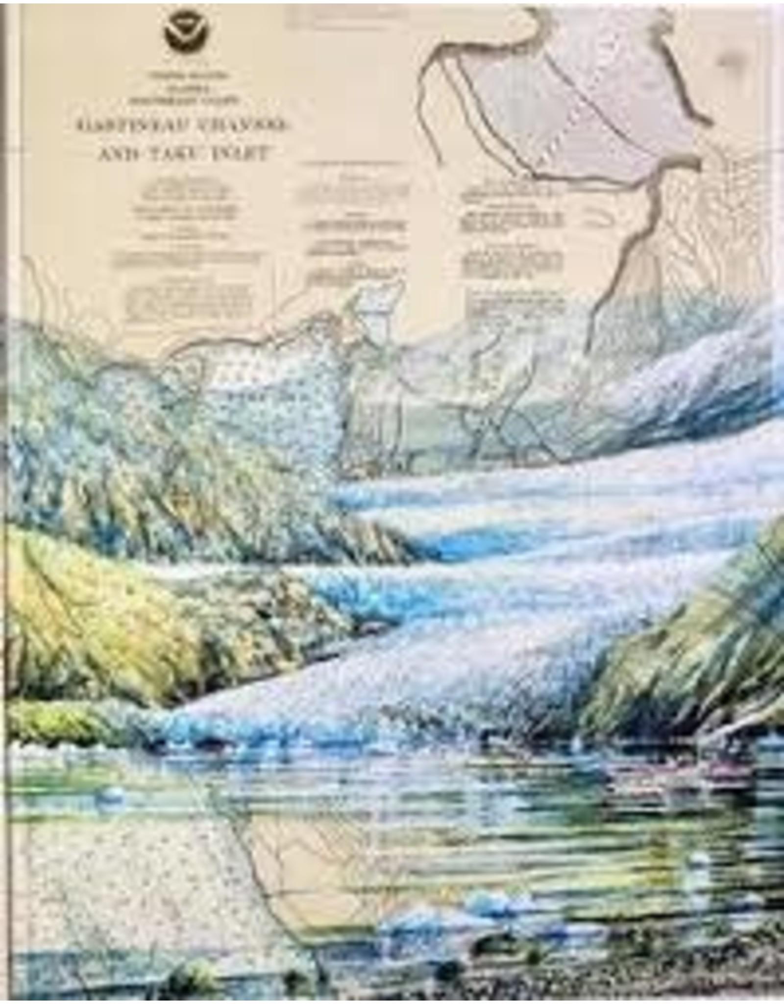 Brenda Schwartz Yeager Mendenhall Glacier | Brenda Schwartz-Yeager