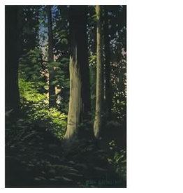 Byron Birdsall Forest Light (AP unsigned)