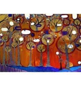 "Katie Sevigny Katie Sevigny ""Icon Trees"""
