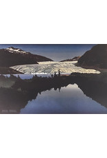"Byron Birdsall Byron Birdsall ""Mendenhall Glacier"" art print"