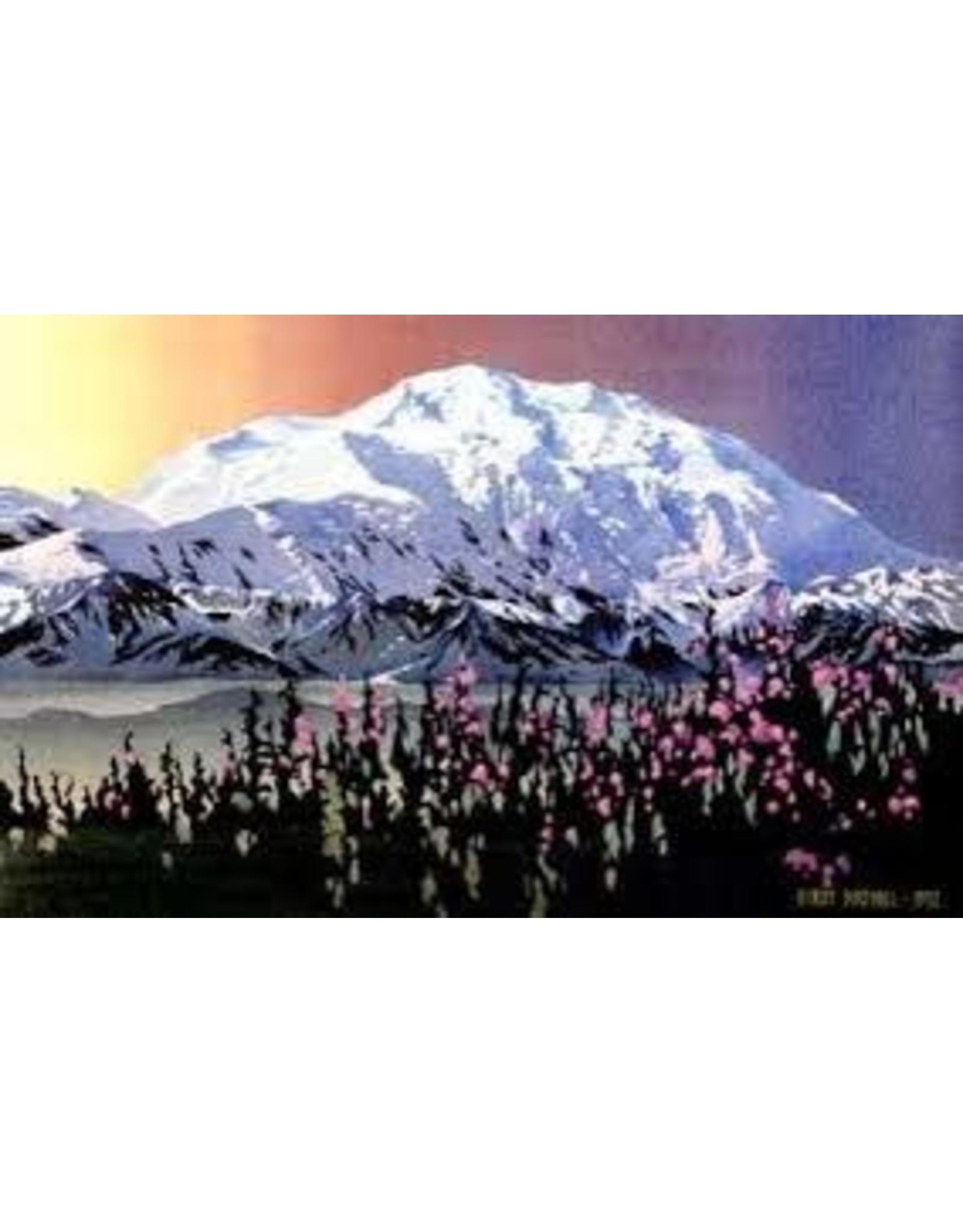 "Byron Birdsall Byron Birdsall ""Monarch of the Mountains"" art print"