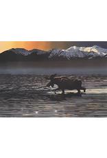 "Byron Birdsall Byron Birdsall ""Morning Meander"" art print"