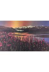 "Byron Birdsall Byron Birdsall ""Summer Departure"" art print"