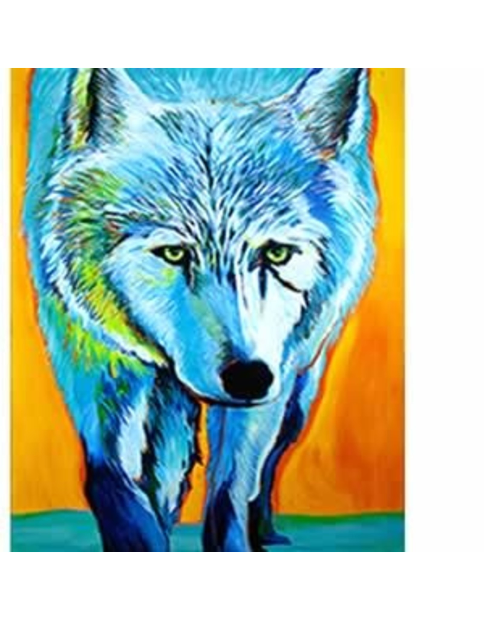 Katie Sevigny Prowling Wolf | Katie Sevigny
