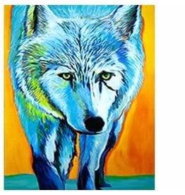 Katie Sevigny Prowling Wolf