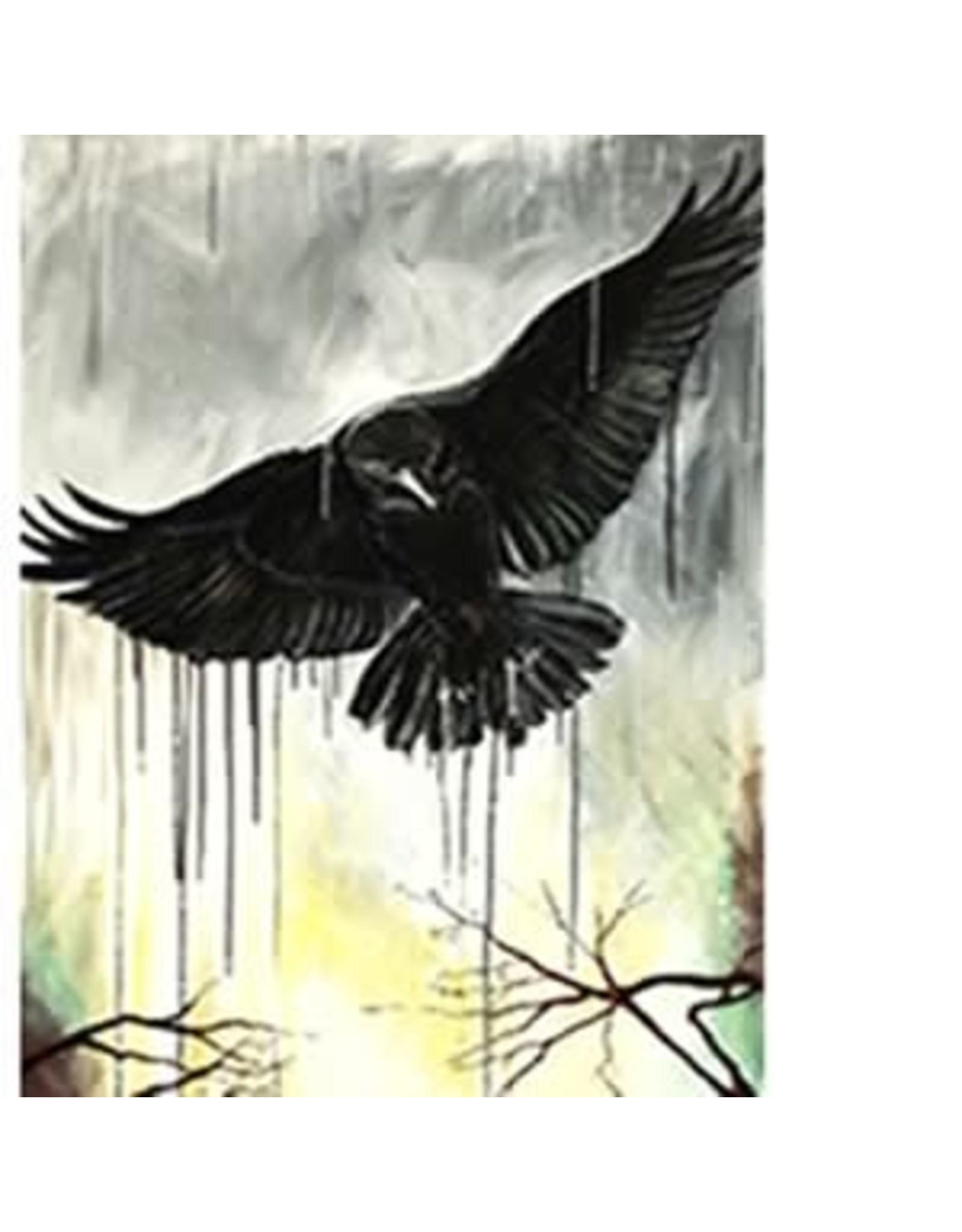 Katie Sevigny Raining Raven | Katie Sevigny