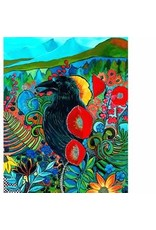 Katie Sevigny Raven Tryptic | Katie Sevigny