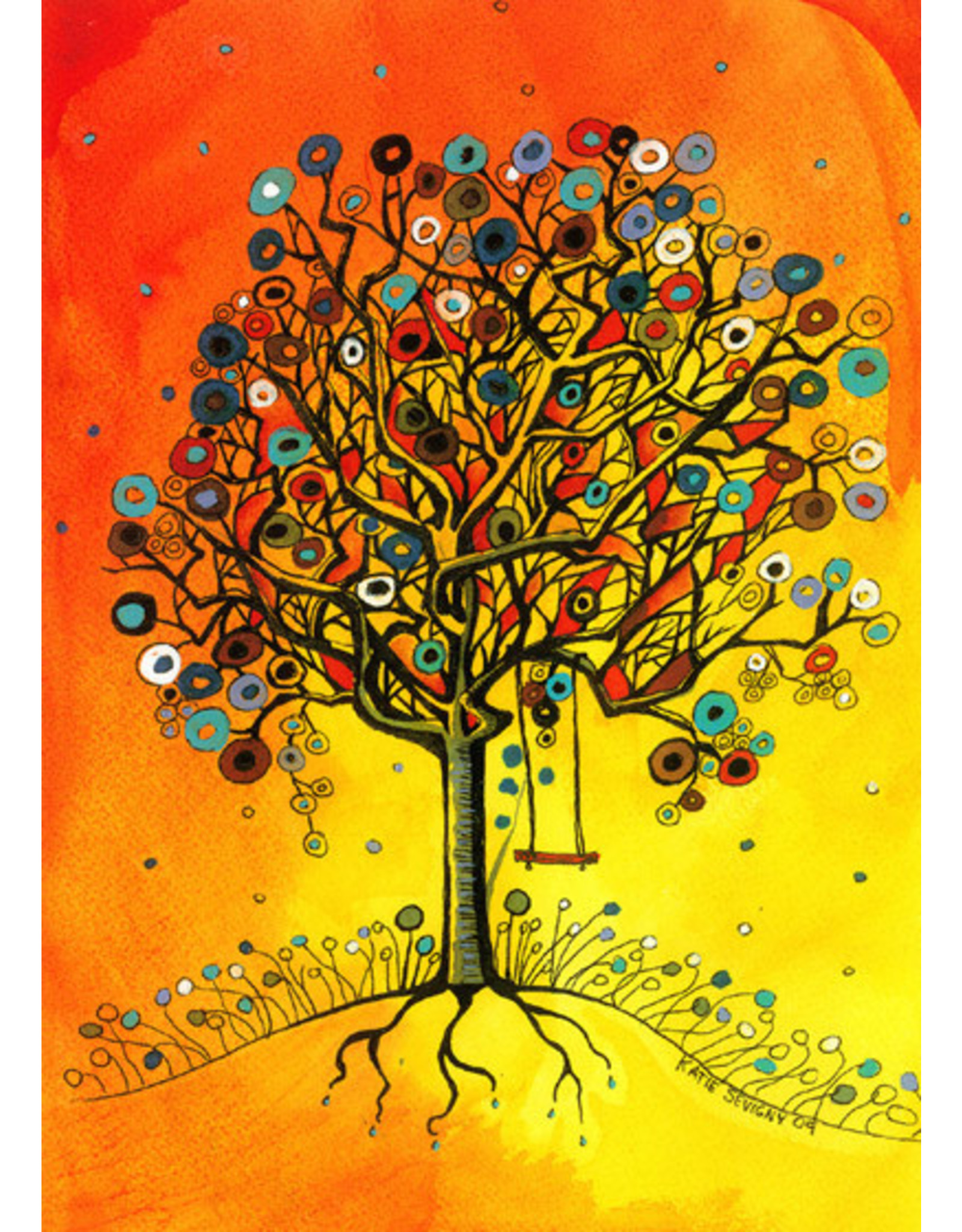 Katie Sevigny Swing Tree | Katie Sevigny