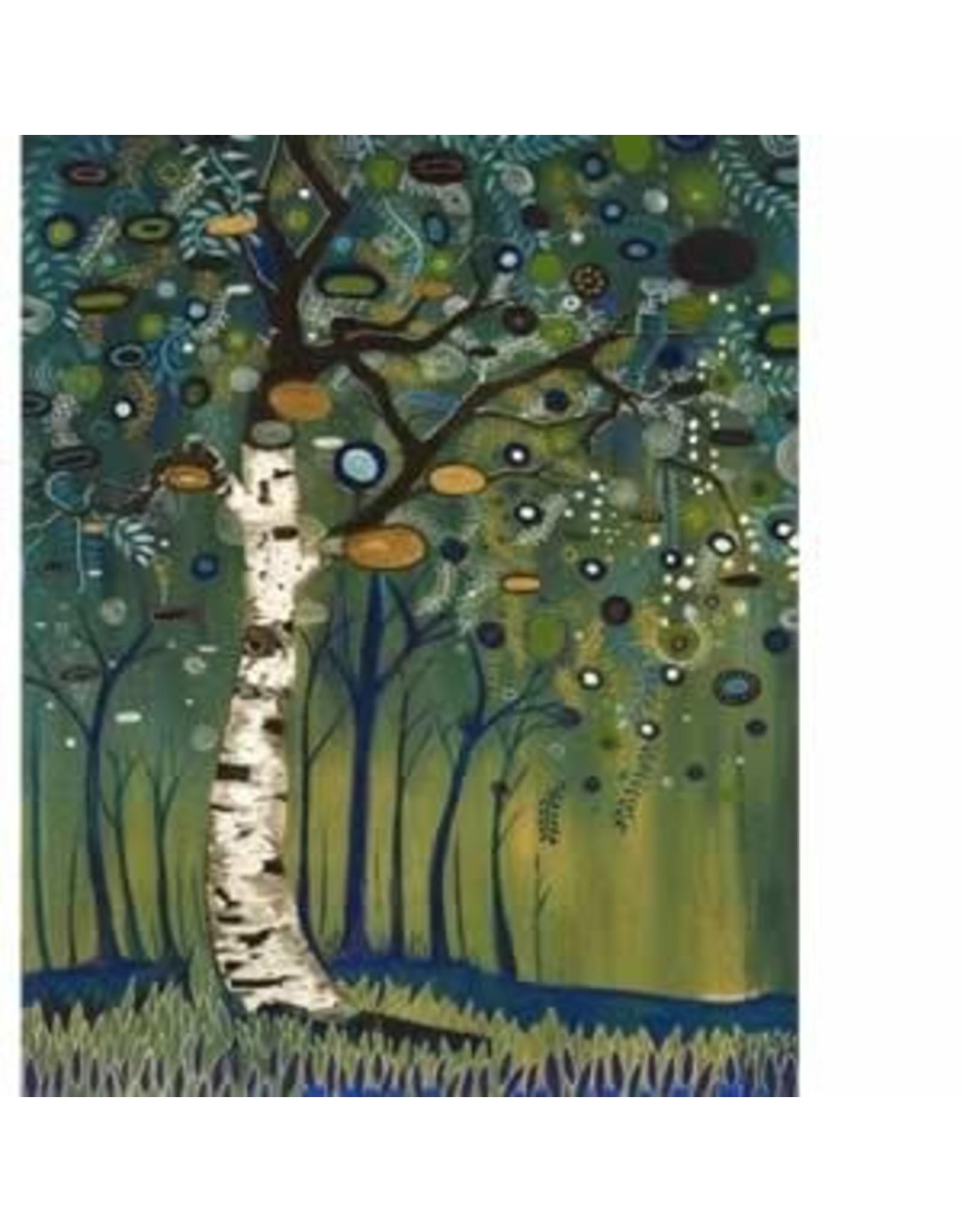 """Katie Sevigny Katie Sevigny """"Tree of Green"""""""