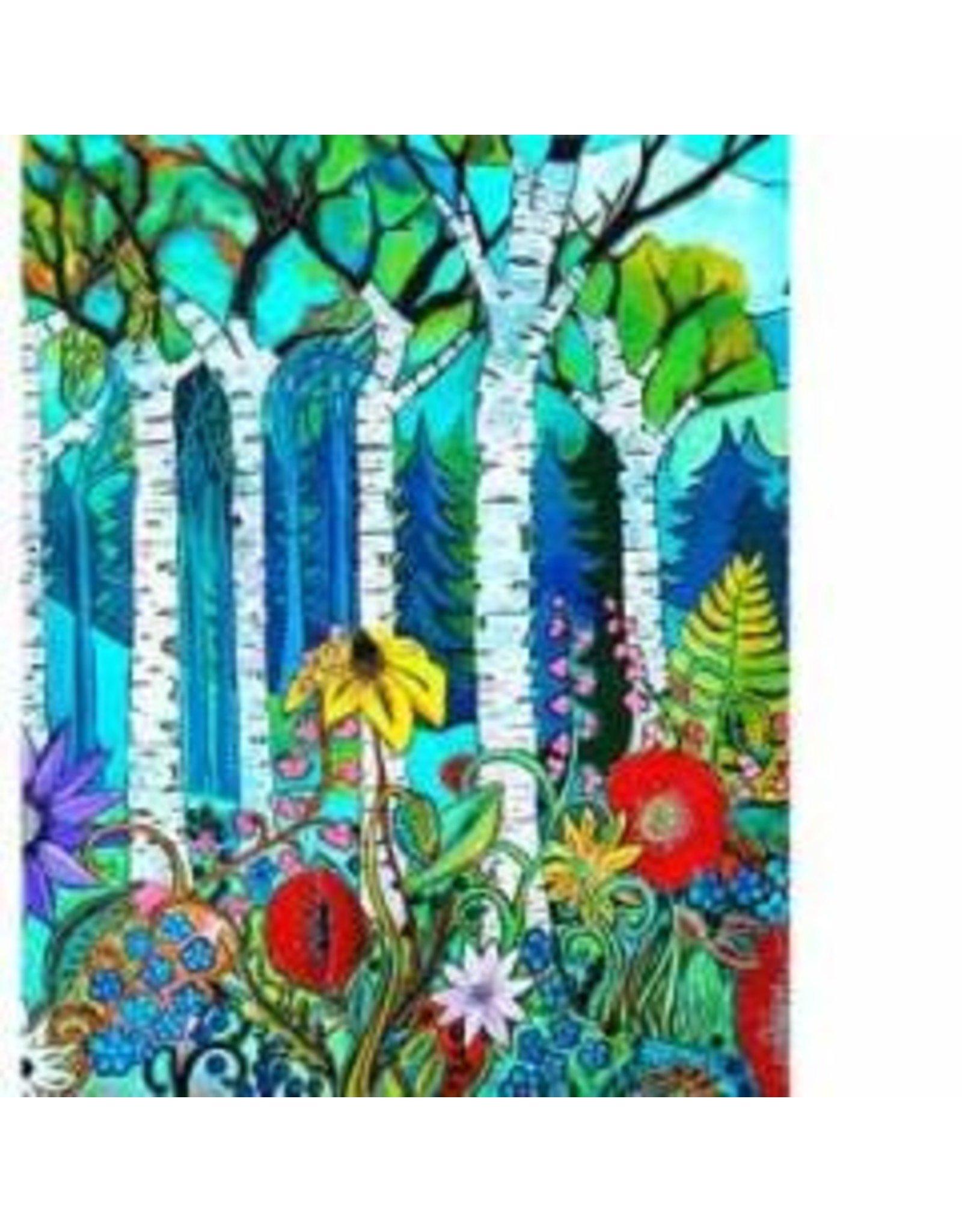 "Katie Sevigny Katie Sevigny ""Trees and Flowers"""
