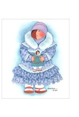 "Barbara Lavallee Barbara Lavallee ""All Dolled Up"" art print"