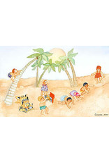 Barbara Lavallee Beach Babies   Barbara Lavallee