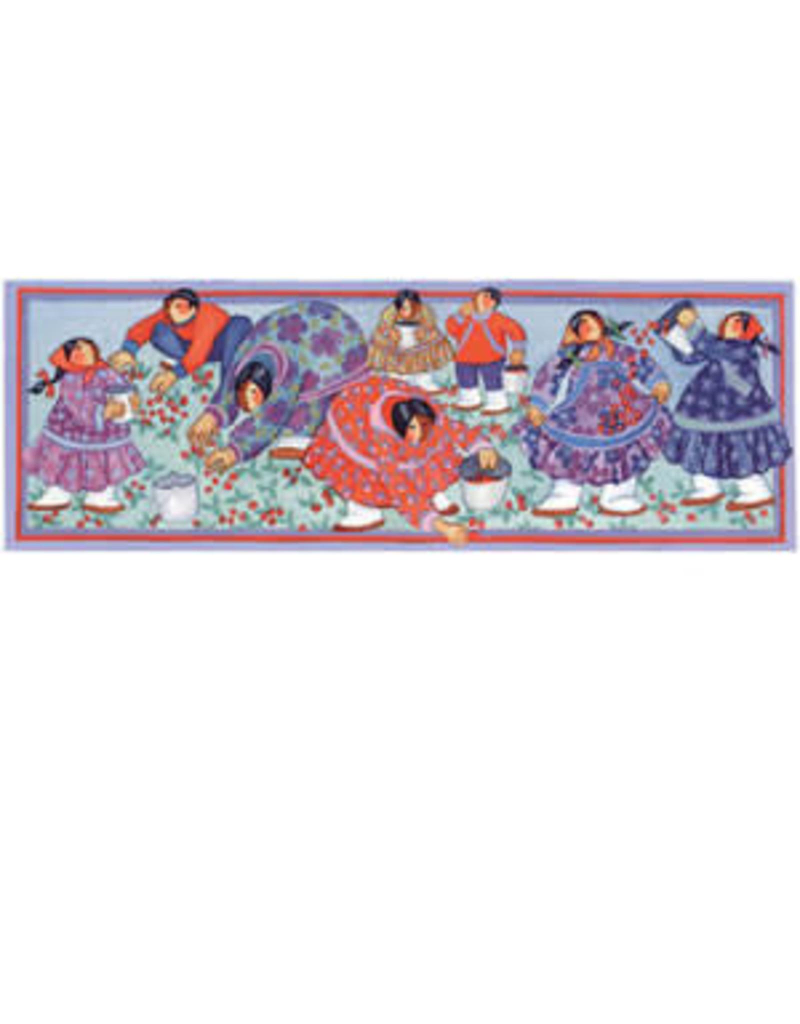 "Barbara Lavallee Barbara Lavallee ""Berry Bounty"" art print"