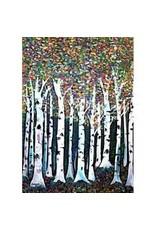 Katie Sevigny Blue Trees | Katie Sevigny
