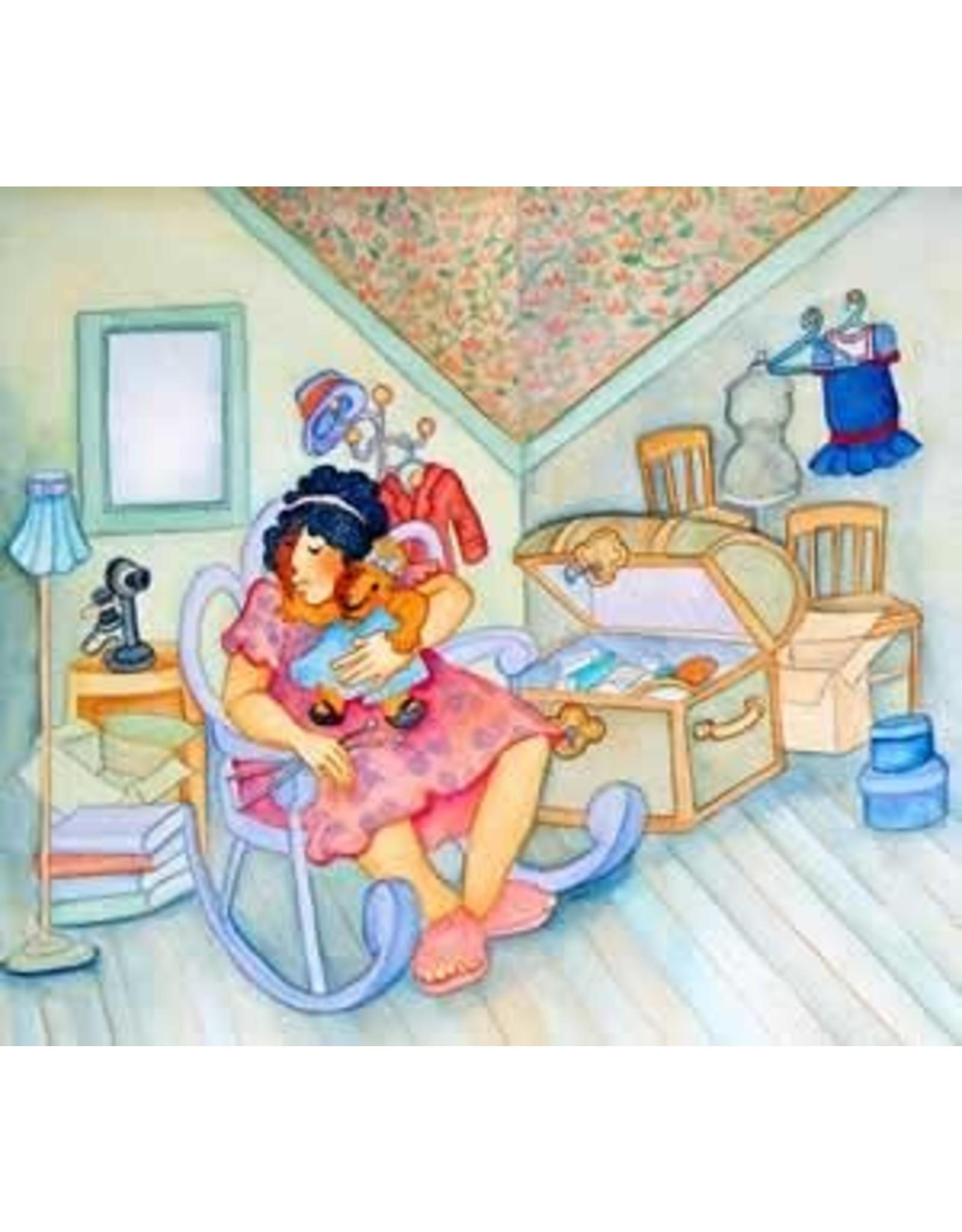 """Barbara Lavallee Barbara Lavallee """"Best Friends Forever"""" art print"""