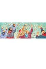 "Barbara Lavallee Barbara Lavallee ""Celebrating Summer"" art print"