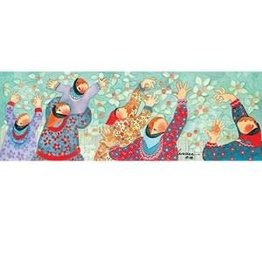 "Barbara Lavallee Barbara Lavallee ""Celebrating Summer"" art print"