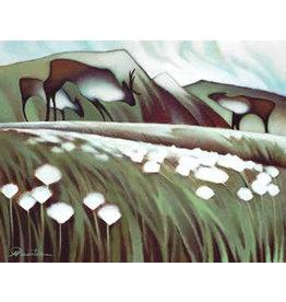 """Nathalie Parenteau Nathalie Parenteau """"Arctic Cotton Grass"""""""